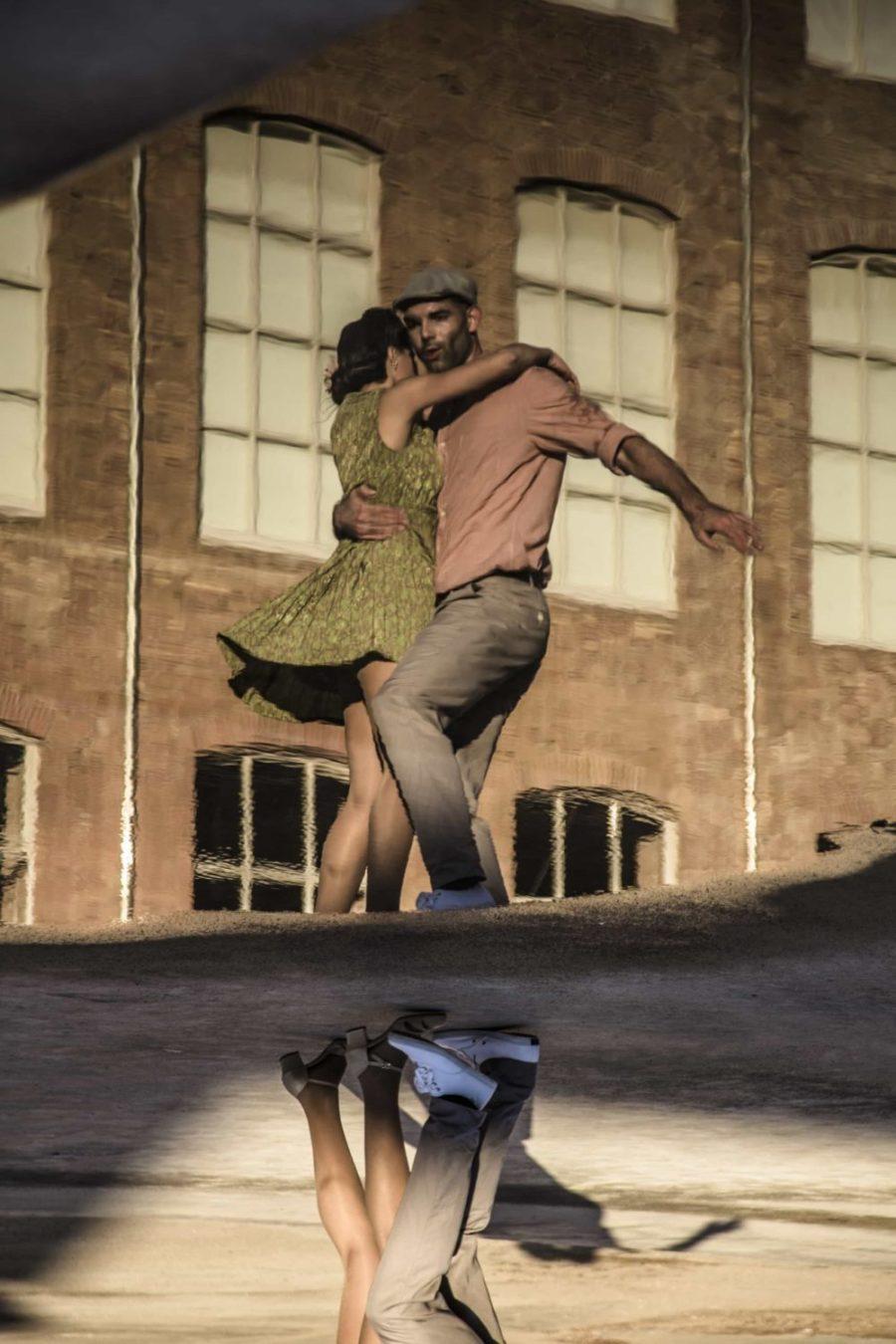 Partner Dance Close Position