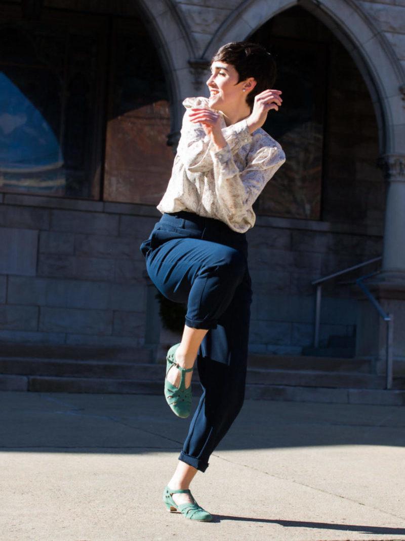 Claudi Fonte Dancing